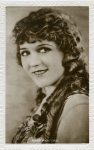 Mary Pickford postcard - 1920 (ca.)