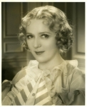 Mary Pickford portrait in costume for Secrets - 1933
