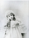 Mary Pickford at four - 1896