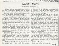 Article by Olga Petrova (part 2) - 1921