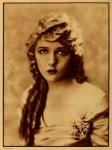Portrait from <em>Photoplay</em> magazine - 1921