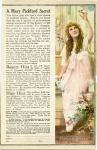 1917 - Pompeian Beauty Cream advertisment