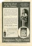 1918  - Pompeian Beauty Cream advertisment