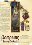 1923  - Pompeian Beauty Cream advertisment