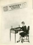 1930  - Western Union advertisement