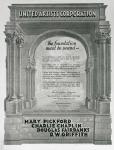 1919 - United Artists ad - United Artists ad
