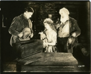 Mary Pickford with Thomas Meighan and Theodore Roberts in M'Liss - 1918