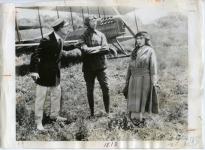 Mary Pickford, Douglas Gerrard, Glenn Martin in A Girl of Yesterday - 1915