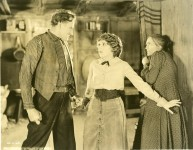 Mary Pickford, Sam De Grasse and Clair McDowell in Heart o' the Hills - 1919