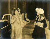 Mary Pickford and Fay Lemport in Daddy-Long-Legs - 1919