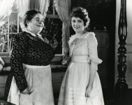 Mary Pickford and Carrie Clarke Ward in Daddy-Long-Legs - 1919