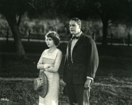 Mary Pickford and Mahlon Hamilton in Daddy-Long-Legs - 1919