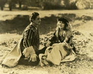 Mary Pickford and Allan Forrest in Dorothy Vernon of Haddon Hall - 1924