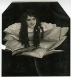 Mary Pickford in her IMP days - 1910