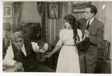 From the IMP short 'Tween Two Loves - 1911