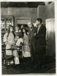 Mary and Irvin Irvin Willat in the IMP short The Toss of a Coin - 1911