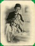 "- ""Mary Pickford's Famous Curls"" Scrapbook - p.07"