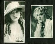 Mary Pickford Fan Scrapbook 1917-1919 p.21 -