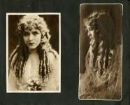 Mary Pickford Fan Scrapbook 1917-1919 p.22 -