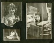 Mary Pickford Fan Scrapbook 1917-1919 p.26 -