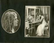 Mary Pickford Fan Scrapbook 1917-1919 p.33 -