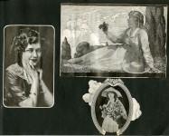 Mary Pickford Fan Scrapbook 1917-1919 p.35 -