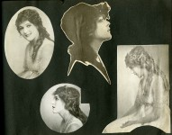 - Mary Pickford Fan Scrapbook 1917-1919 p.83