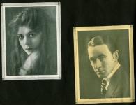- Mary Pickford Fan Scrapbook 1917-1919 p.17