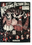 """1920  - """"At the Moving Picture Ball"""" sheet music"""