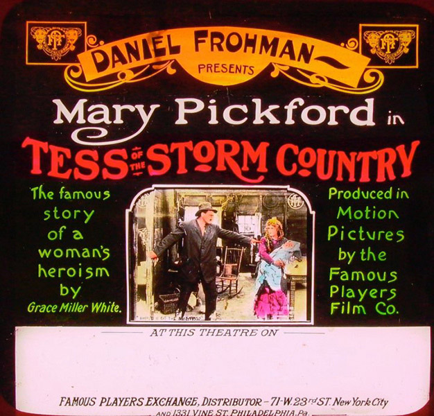 Tess Of The Storm Country 1960 Review