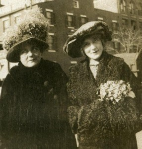 Charlotte and Mary 1912