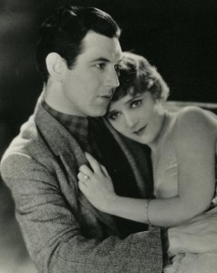 Mary Pickford with Johnny Mack Brown in Coquette