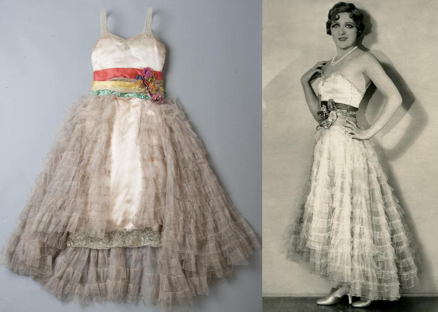 Mary Pickford dress from Coquette