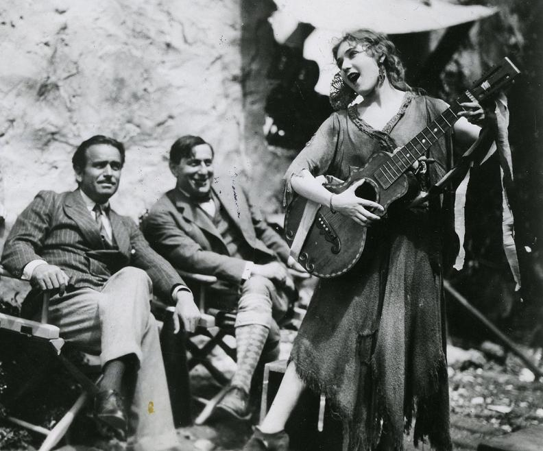 Mary Pickford dans Rosita d'Ernst Lubitsch