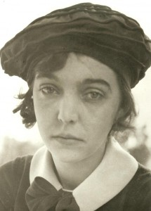 ZaSu Pitts circa 1917