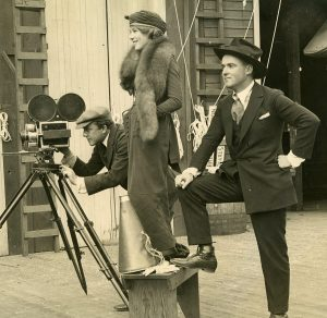 Mary Pickford and Mickey Neilan