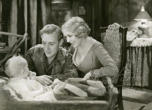 Mary Pickford and Leslie Howard from Secrets