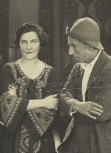 Clara Beranger and William deMille
