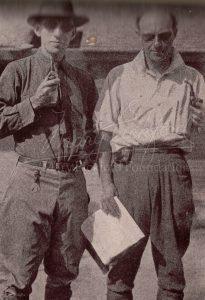 William and Cecil, 1914