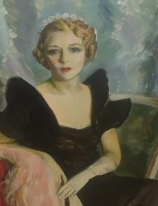 Greenman' portrait of Mary